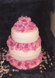 Rosie Wedding Cake